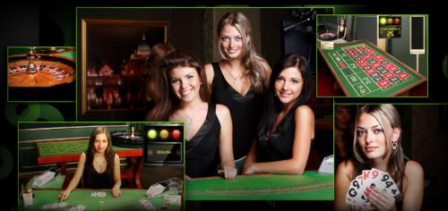 """""""Live casino spellen online met echte dealers"""""""